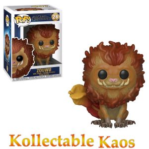 FUN36149 Fantastic Beasts Zouwu Pop 300x300 - Fantastic Beasts 2 - Zouwu Pop! Vinyl Figure #28