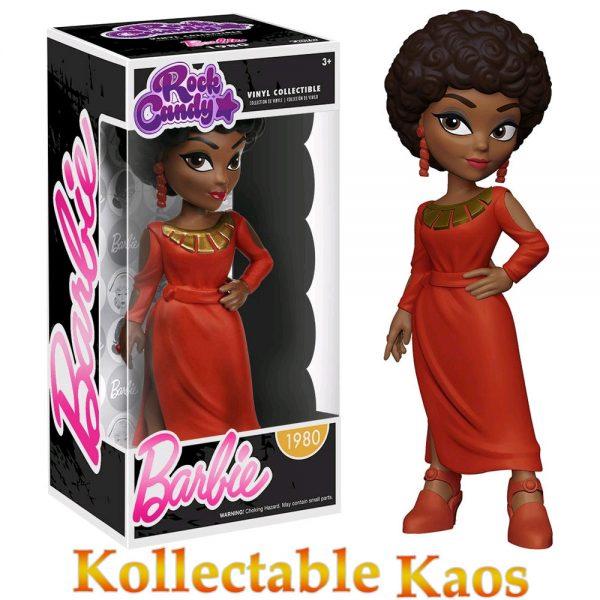 FUN9095 Barbie Afro Rock Candy Vinyl Figure 600x600 - Barbie - 1980 Disco Barbie Rock Candy 12.5cm Vinyl Figure