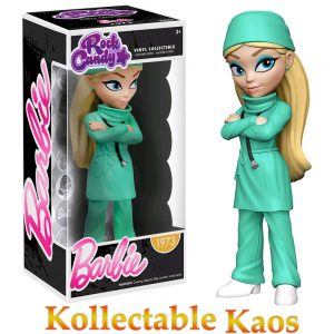 FUN9096 Barbie Surgeon Rock Candy Vinyl Figure 300x300 - Barbie - 1973 Surgeon Barbie Rock Candy 12.5cm Vinyl Figure