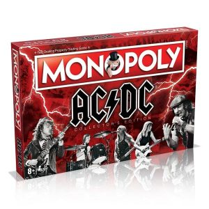 WIN003838 ACDC Monopoly 1 300x300 - Monopoly - AC/DC Edition