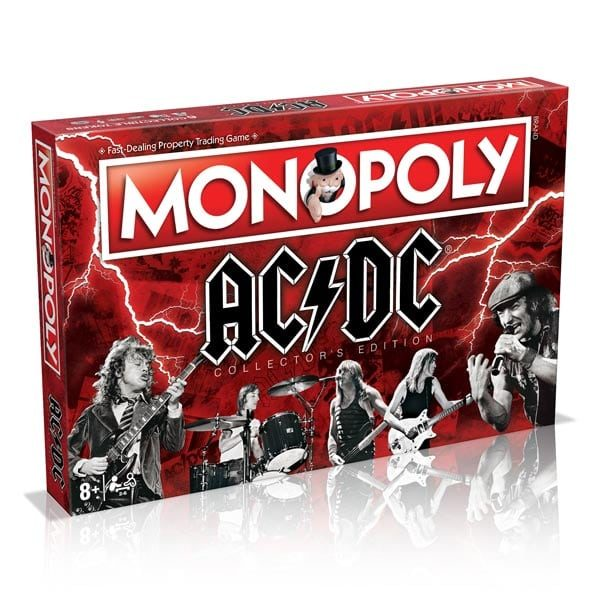 WIN003838 ACDC Monopoly 1 600x600 - Monopoly - AC/DC Edition