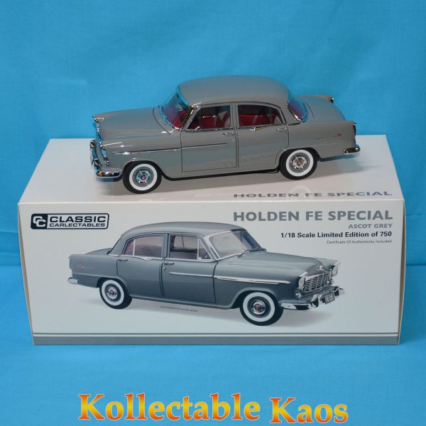 1:18 Holden Fe Special - Ascot Grey