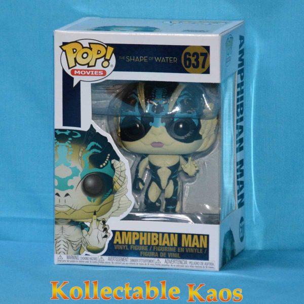 FUN32485 The Shape Of Water Amphibian Man Pop 1 600x600 - The Shape Of Water - Amphibian Man Pop! Vinyl Figure #637