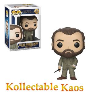 FUN32750 FantasticBeasts Dumbledore Pop 300x300 - Fantastic Beasts 2 - Albus Dumbledore Pop! Vinyl Figure #15