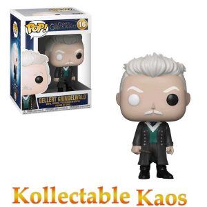 FUN32752 Fantastic Beasts Grindelwald Pop 300x300 - Fantastic Beasts 2 - Gellert Grindelwald Pop! Vinyl Figure #16