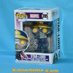 FUN34462 Marvel StarLord Classic Pop 1 300x300 - Guardians of the Galaxy - Star-Lord Classic Pop! Vinyl Figure #395