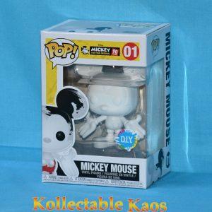 FUN34551 Mickey DIY Pop 1 300x300 - Disney - DIY Mickey Mouse 90th Anniversary Pop! Vinyl Figure (RS) #01