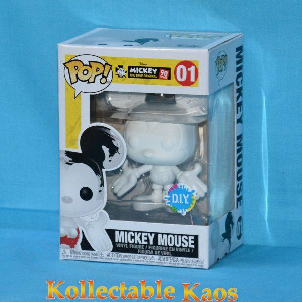 FUN34551 Mickey DIY Pop 1 600x600 - Disney - DIY Mickey Mouse 90th Anniversary Pop! Vinyl Figure (RS) #01
