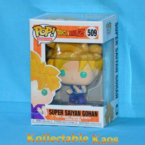 FUN35081 Dragonball Z SS Gohan Youth Pop 1 300x300 - Dragon Ball Z - Super Saiyan Gohan Pop! Vinyl Figure (RS) #509