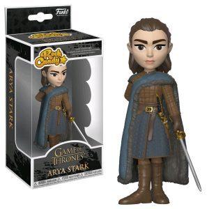 FUN35554 GOT Arya RockCandy 300x300 - Game of Thrones - Arya Stark Rock Candy 12.5cm Vinyl Figure