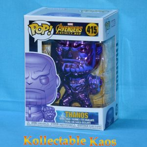 FUN36217 Avengers 3 Thanos PU CH Pop 1 300x300 - Avengers 3: Infinity War - Thanos Purple Chrome Pop! Vinyl Figure (RS) #415