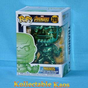 FUN36218 Avengers 3 Thanos GN CH Pop 1 300x300 - Avengers 3: Infinity War - Thanos Green Chrome Pop! Vinyl Figure (RS) #289