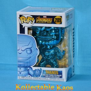 FUN36219 Avengers 3 Thanos BU CH Pop 1 300x300 - Avengers 3: Infinity War - Thanos Blue Chrome Pop! Vinyl Figure (RS) #289