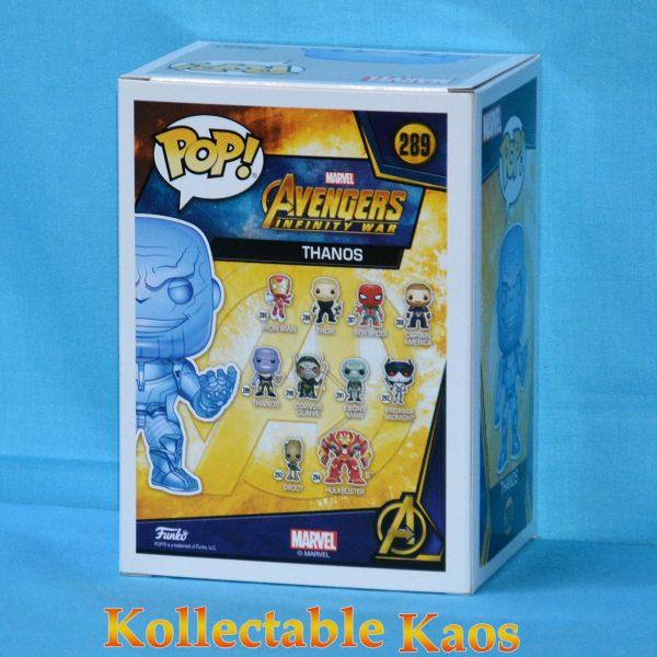 FUN36219 Avengers 3 Thanos BU CH Pop 2 600x600 - Avengers 3: Infinity War - Thanos Blue Chrome Pop! Vinyl Figure (RS) #289