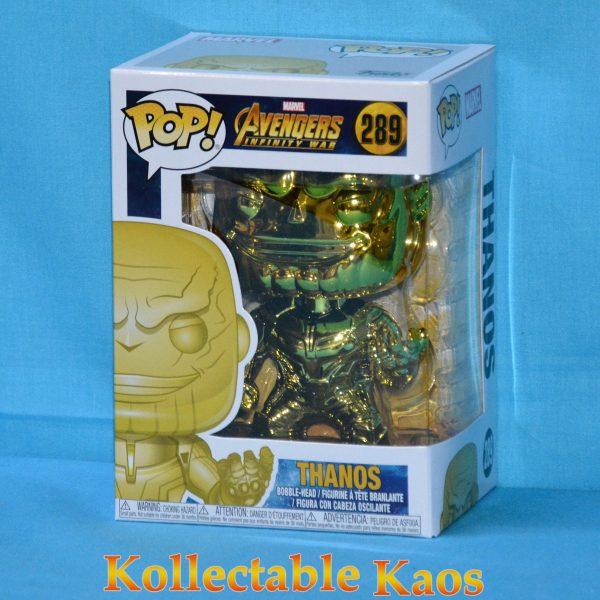 FUN36221 Avengers 3 Thanos YW CH Pop 1 600x600 - Avengers 3: Infinity War - Thanos Yellow Chrome Pop! Vinyl Figure (RS) #289