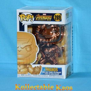 FUN36222 Avengers 3 Thanos OR CH Pop 1 300x300 - Avengers 3: Infinity War – Thanos Orange Chrome Pop! Vinyl Figure (RS) #289