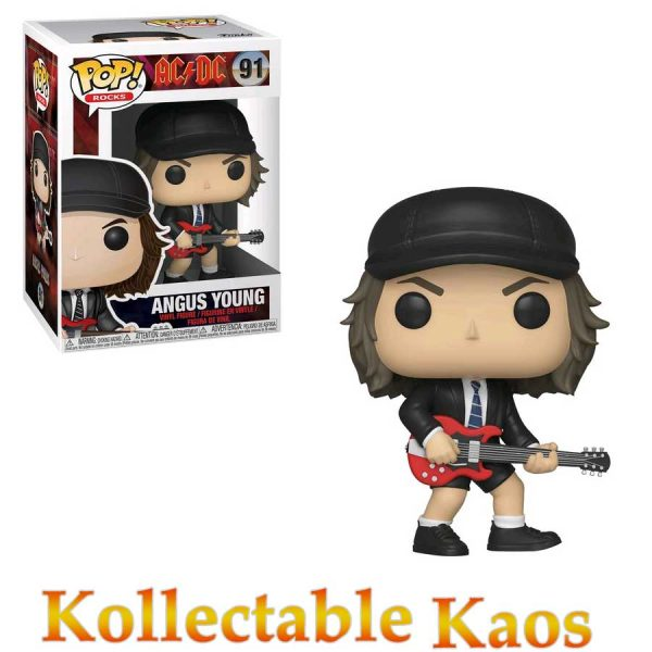 FUN36318 AC DC Angus Young Pop 600x600 - AC/DC - Angus Young Pop! Vinyl Figure #91
