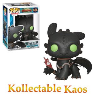 FUN36355 HtTYD3 Toothless Pop 300x300 - How to Train Your Dragon 3: The Hidden World - Toothless Pop! Vinyl Figure #686