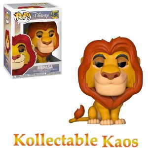 FUN36391 Lion King Classic Mufasa Pop 300x300 - The Lion King - Mufasa Pop! Vinyl Figure #495