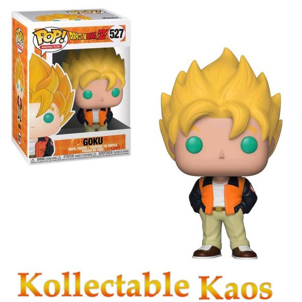 FUN36394 DragonballZ Goku Pop 600x600 - Dragon Ball Z - Goku in Casual Attire Pop! Vinyl Figure #527