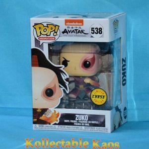 Avatar: The Last Airbender - Zuko Pop! Vinyl Figure Chase