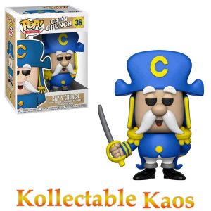 FUN36479 Quaker CapnCrunch WSword Pop 300x300 - Ad Icons - Cap'n Crunch Pop! Vinyl Figure #36