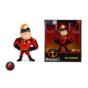 JAD98256 Mr Incredible Metal 1 300x300 - Incredibles - Mr Incredible 10cm Metals Die-Cast Figure