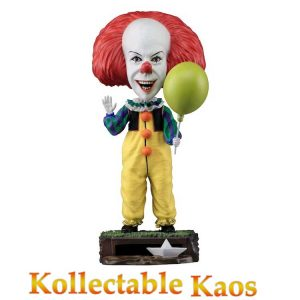 NEC45462 It Pennywise 300x300 - It (1990) - Pennywise Head Knocker
