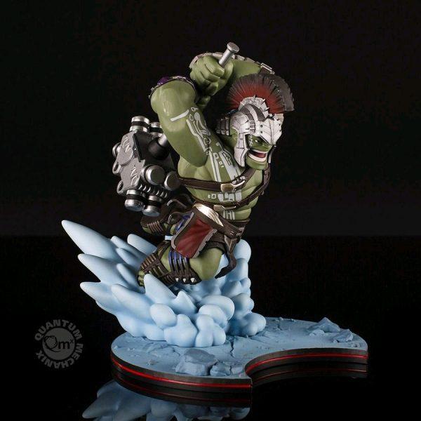 QMXMVL 0024 Thor 3 Gladiator Hulk Q Fig Max Diorama 600x600 - Thor 3: Ragnarok - Gladiator Hulk Q-Fig Vinyl Figure
