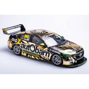 1:12 2018 Newcastle 500 - Holden ZB Commodore - Craig Lowndes - Last Full Time Drive