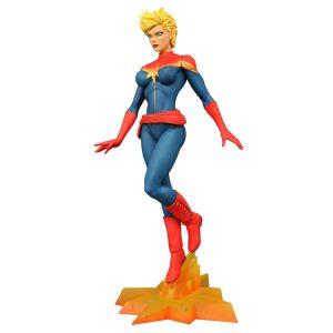"DSTDEC152122 Marvel Gallery Captain Marvel PVC Statue 300x300 - Marvel Gallery - Captain Marvel 22cm(9"") PVC Statue"
