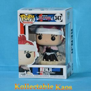 FUN21702 Bleach RenjiBankai Sword Pop 1 300x300 - Bleach - Renji with Bankai Pop! Vinyl Figure #347 + Protector