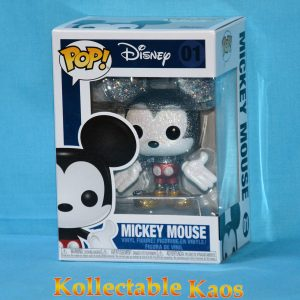 FUN21842 Mickey Mouse DGL Pop 1 300x300 - Disney - Mickey Mouse Diamond Glitter Pop! Vinyl Figure (RS) #01
