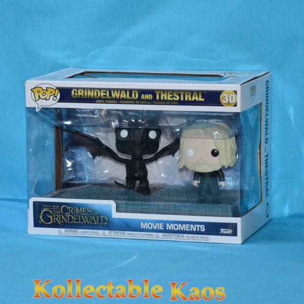 FUN33787 FB2 Grindlewald Thestral MM Pop 1 600x600 - Fantastic Beasts 2 - Grindelwald & Thestral Movie Moments Pop! Vinyl Figure 2-Pack (RS) #30