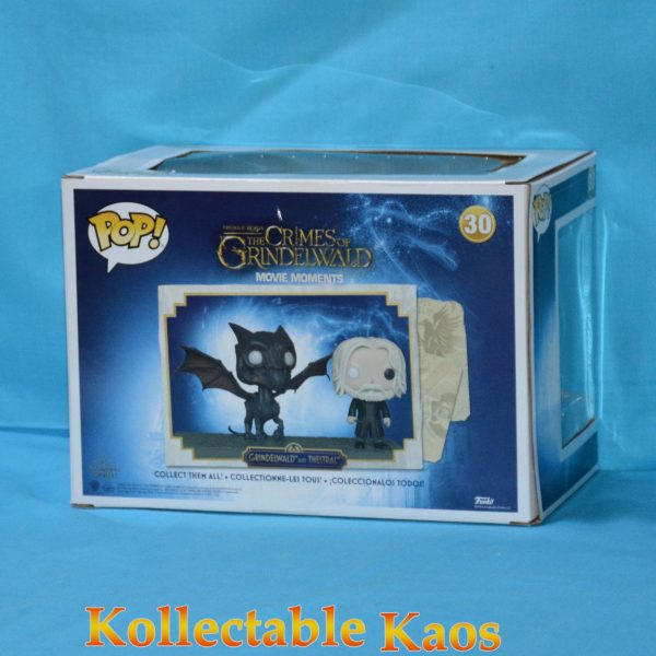 FUN33787 FB2 Grindlewald Thestral MM Pop 2 600x600 - Fantastic Beasts 2 - Grindelwald & Thestral Movie Moments Pop! Vinyl Figure 2-Pack (RS) #30