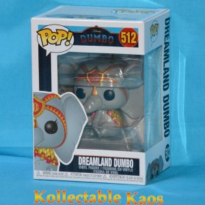 FUN34218 Disney Dumbo LiveAction Dreamland Red Pop 1 300x300 - Dumbo (2019) - Dreamland Dumbo Red & Gold Pop! Vinyl Figure (RS) #512