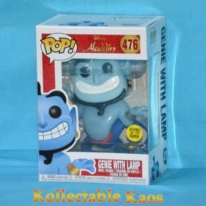 FUN35759 Genie with Lamp GitD Pop 1 300x300 - Aladdin - Genie with Lamp Glow in the Dark Pop! Vinyl Figure #476