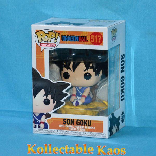 FUN35951 Dragon Ball Son Goku Pop 1 600x600 - Dragon Ball - Son Goku Flying Pop! Vinyl Figure (RS) #517