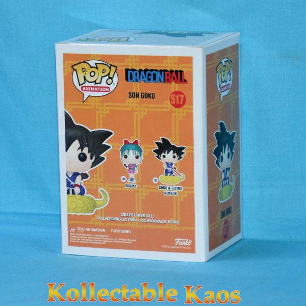 FUN35951 Dragon Ball Son Goku Pop 2 600x600 - Dragon Ball - Son Goku Flying Pop! Vinyl Figure (RS) #517