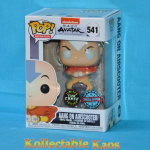 Avatar: The Last Airbender - Aang on Airscooter Pop! Vinyl