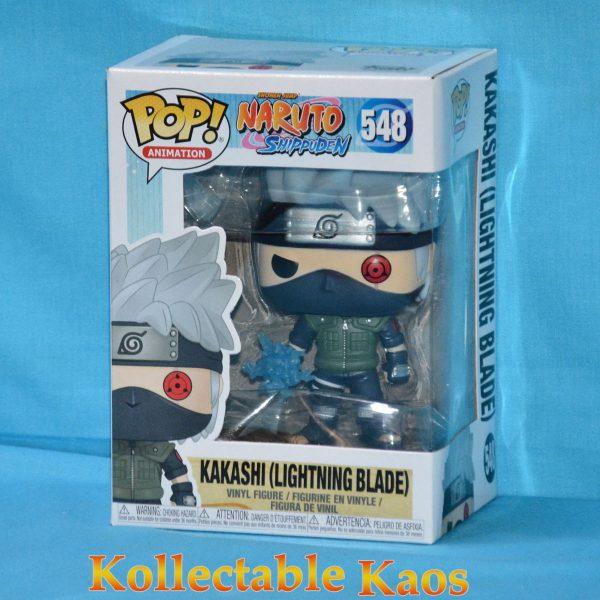 Naruto: Shippuden - Kakashi with Lightning Blade Pop! Vinyl Figure