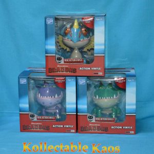 """HTTD Wave2 uncommon Set 1 300x300 - How To Train Your Dragon - Dragons 6-7"""" Action Vinyls - 1 in 12 uncommon Set"""