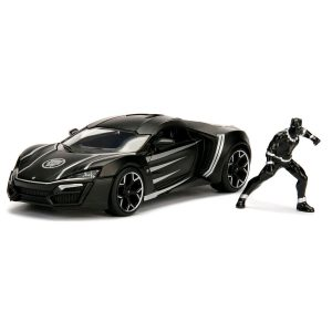JAD99723 Black Panther Hollywood Ride 300x300 - 1:24 Jada Hollywood Rides - Lykan Hypersport - Black Panther