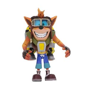 "NEC41053 Crash Bandicoot Crash w Jetpack 7 Dlx Figure 1 300x300 - Crash Bandicoot - Crash with Jetpack 17cm(7"") Deluxe Action Figure"
