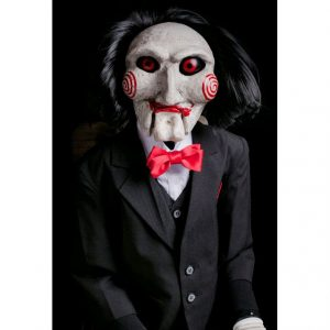 TTSMALG100 Saw Billy Puppet Prop 1 300x300 - Saw - Billy Puppet Prop (Store Pickup Only)