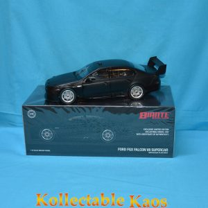 B18F18A Ford FGX Black 1 300x300 - 1:18 Ford FGX Falcon Supercar - Plain Body - Satin Black