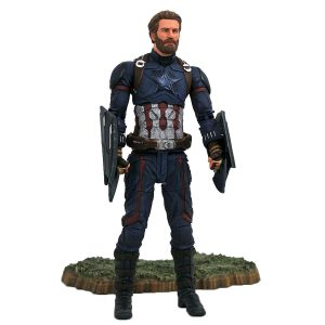 DSTAPR182168 Avengers 3 Captain America Action Figure 300x300 - Avengers 3: Infinity War - Captain America Action Figure