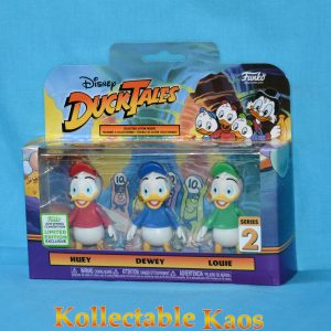 "FUN32879 Disney Huey Dewey Louie Action Figure ECCC 1 300x300 - 2019 ECCC - DuckTales - Huey, Dewey & Louie 3.75"" Action Figure 3-Pack (RS)"