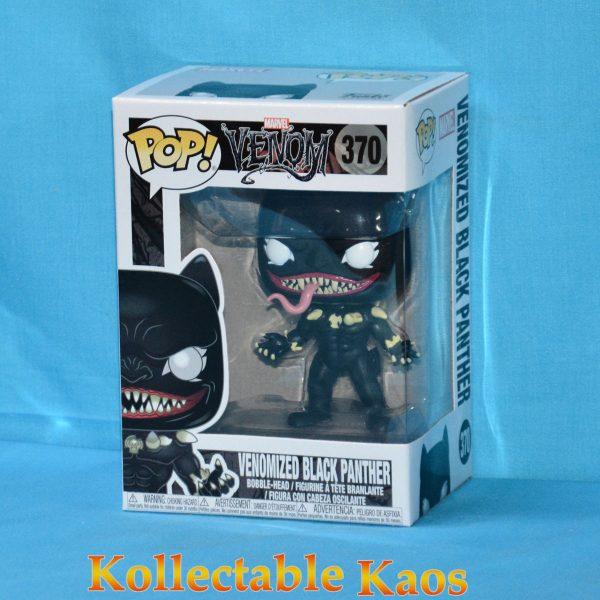 FUN34531 SpiderMan Venom Black Panther Pop 1 600x600 - Venom - Venomized Black Panther Pop! Vinyl Figure (RS) #370