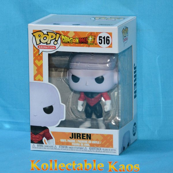 FUN36162 DBS Jiren Pop 1 600x600 - Dragon Ball Super - Jiren Pop! Vinyl Figure (RS) #516